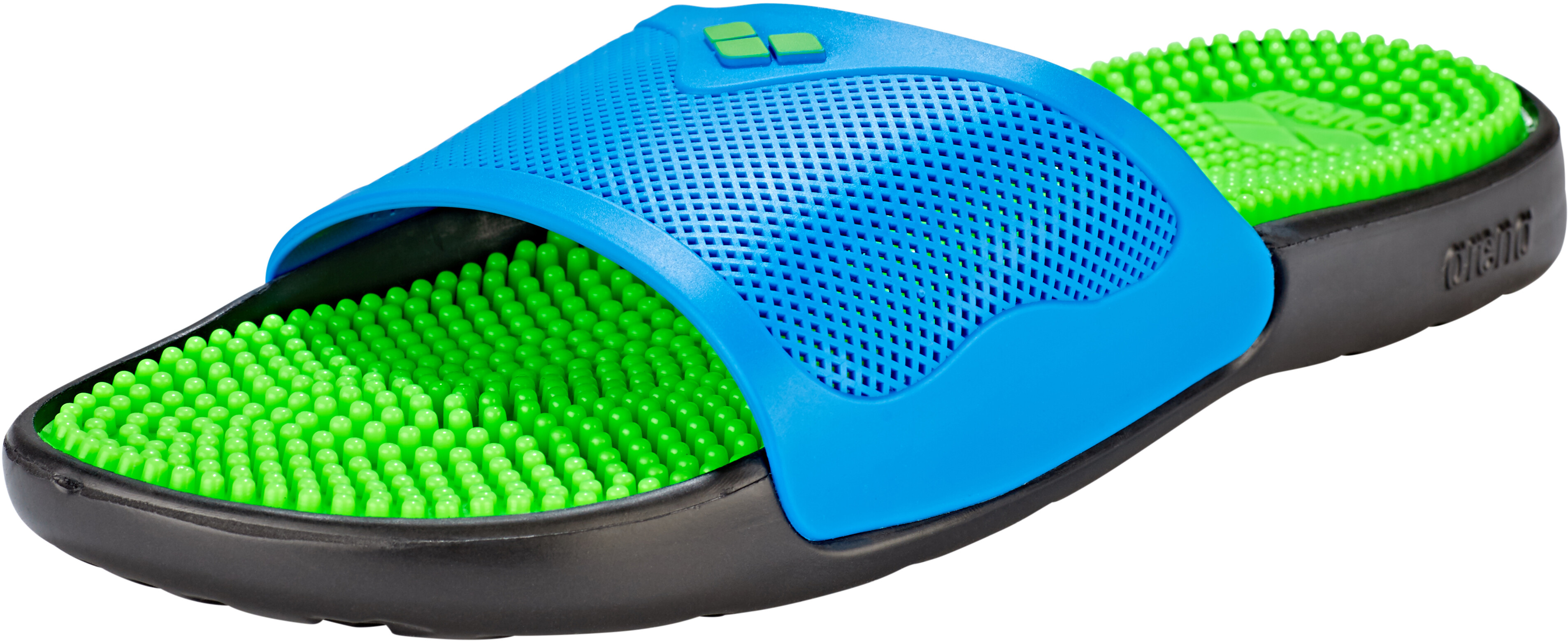 624663a367cd arena Marco X Grip Hook Scarpe da mare, solid lime-turquoise su ...